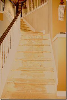 stair renovation blog post