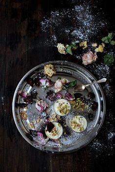 Exotic Dishes / Perfumed Menus