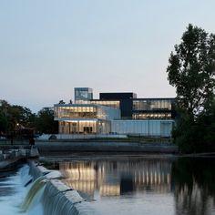 Joliette art Museum, Joliette, 2016 - Les Architectes FABG