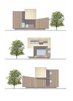 architectes-bordeaux.com - 04. Maisons bioclimatiques, architecture naturelle et écologique : Maison écologique PROTO 01 - Paris