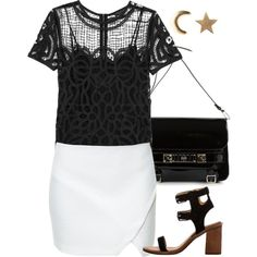 """Untitled #1409"" by amyn99 on Polyvore"