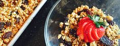 Cooking With A Doctor: How to Make Grain-Free Sugar-Free Granola  list image