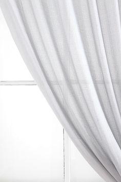 Chloe Gauze Curtain  #UrbanOutfitters