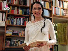 """Nuovo VIDEO su Veggie Channel: """"Sharon Gannon - Vivere lo yoga"""". Sharon presenta il suo libro a Roma. Clicca sul LINK: http://veggiechannel.com/video/personaggi-famosi-mondo-vegan/sharon-gannon-vivere-lo-yoga"""