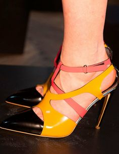 AW14 Shoes by Rupert Sanderson