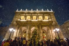 A Wonderful Family Christmas in Budapest | Article for the Corinthia Insider