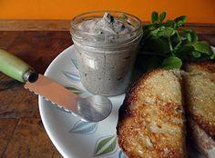 Home made mushroom pâté from @Hollie Baker is for Home #recipe
