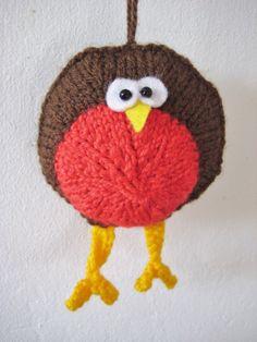 Round robin - free knitting pattern by Amanda Berry