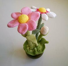 Ideas de Decoración en Crochet