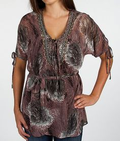 BKE Boutique Mixed Bead Top