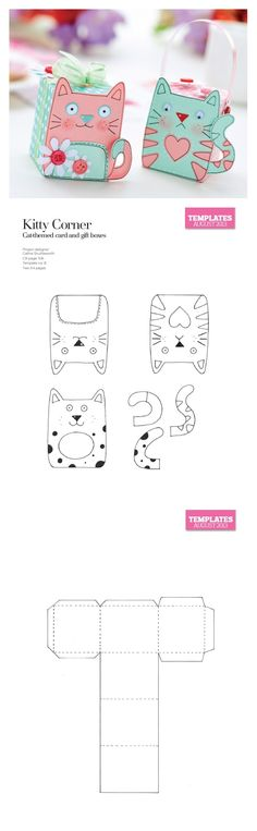 Kitty templates