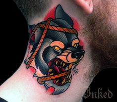 Mike Stockings #InkedMagazine #wolf #tattoo #tattoos #Inked #art