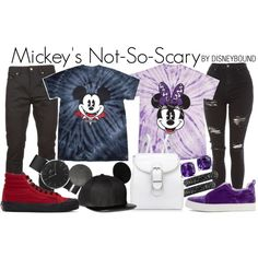 Disney Bound - Mickey's Not-So-Scary