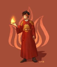 By dayleeart on Tumblr Dragon Pattern, Fire Nation, Zuko, Gold Pattern, Aang, Avatar The Last Airbender, Art Blog, Characters, Culture