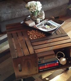 This collection of 17 DIY project ideas from old crates is to give you a lot of ideas about how you can use those old crates