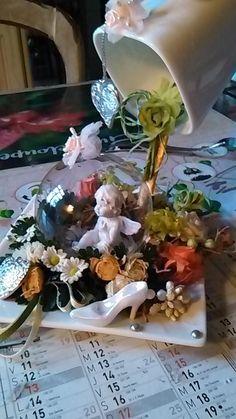 création gravity avec fleurs tasse - Recherche Google