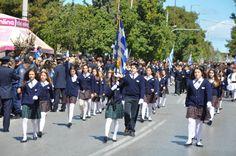 Παρέλαση 25ης Μαρτίου - Δήμος Κηφισιάς
