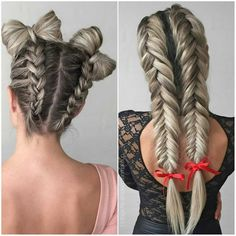 Gorgeous Style  #hairstyle #girl #cute #style