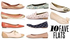 The Best Flats Of The Season: Stop Changing Your Shoes On Street Corners