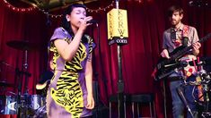 """Little Dragon performing """"Ritual Union"""" Live at KCRW's Apogee Sessions"""