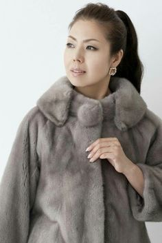 Mink jacket by ERICO