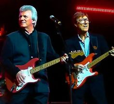 BRUCE WELCH - HANK MARVIN