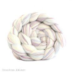 Shetland wool, kid mohair, bamboo and trilobal nylon (Firestar) (62.5 / 12.5 / 12.5 /12.5) 100 grams / 3.5 oz