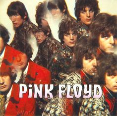 Pink Floyd; The Piper at the Gates of Dawn