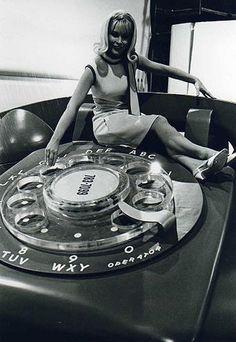 Barbara Eden; I Dream of Jeannie set