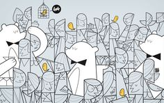 Awesome 404 pages from Piccsy - Ale Giorgini