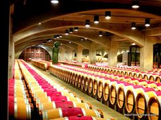 """12 Things You MUST See and Do in the Napa Valley (Huff) - One of our favorites is the Robert Mondavi Winery barrel room in Oakville. A 90-minute """"experience"""" features a walk through the vineyards and cellars as well as a sit-down guided wine tasting. Some 95 percent of wineries in the Valley are family-owned."""