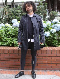 Hermann De La Parra #vistelacalle #looks #streetstyle #fashion #modaurbana #moda #coolhunting #colombia #bogota