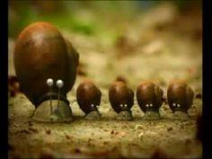 Minuscule - The Strange Snail.flv