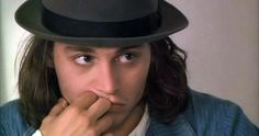 Johnny Depp - Fearless and versatile.  He has transformed himself in so many different kinds of movies.