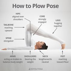 Halasana 101 What are you favorite cues for Plow Pose? #yoga #workout #healthy #doyouyoga