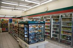 You've got bad eating habits if you use a grocery cart in 7-Eleven. ~ Dennis Miller