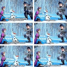 Frozen might be the best Disney movie since The Lion King for me! Disney Pixar, Disney And Dreamworks, Disney Frozen, Frozen Pics, Olaf Frozen, Frozen Funny, Frozen Memes, Disney Love, Disney Magic