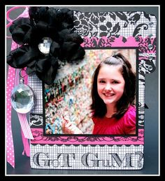 Got Gum using POSH by Teresa Collins Designs