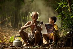 Experience is a good teacher by Arief Nurdin