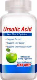 Labrada Ursolic Acid 120 Capsules LAB1130214