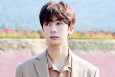""" [STARCAST] Scenes full of sweetness and softness from MONSTA X's 2018 Season's Greetings - Hyungwon Source: Naver """