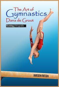 Dana de Groot, tijdens het Nederlands Kampioenschap Turnen 2014 in Ahoy Rotterdam (Fantastic Gymnastics 2014)