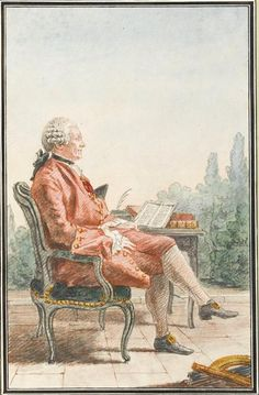 Monsieur de la Condamine 1760 Tome 6 N°11