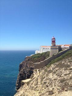 Farol do Cabo de São Vicente nel Sagres, Faro