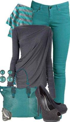 Turquoise Frenzy