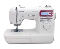 Brother Innov-is 20LE Sewing Machine. If #sewing is already a keen hobby for you, then the Limited Edition Innov-is 20LE offers fantastic versatility for customisation and crafting.