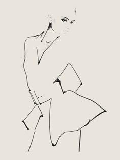 'Untitled IX'. Giclée Art Print by Judith van den Hoek