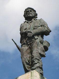 "Santa Clara - Cunjunto Esculforico ""Comandante Ernesto Che Guevara"". Museum and memorial to Che Guevara"