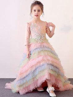 68b810b07f6c 7 Best kids long dress images