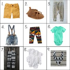 My Top Baby Boy Fashion Designers and Shops